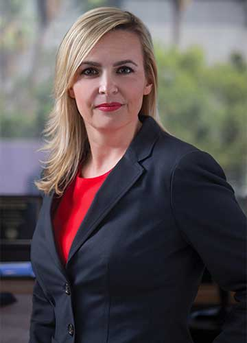 Top employment attorney Amber Phillips