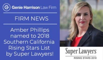 Amber Phillips Super Lawyers Rising Star