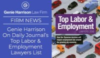 Daily Journal Top Labor & Employment List