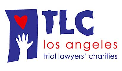 Trial Lawyers' Charities logo TLC