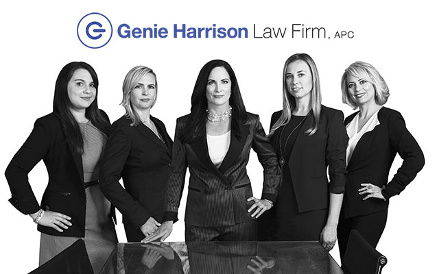 Contact The Genie Harrison Law Firm in Los Angeles, California