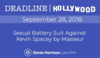 Kevin Spacey lawsuit at Deadline Hollywood