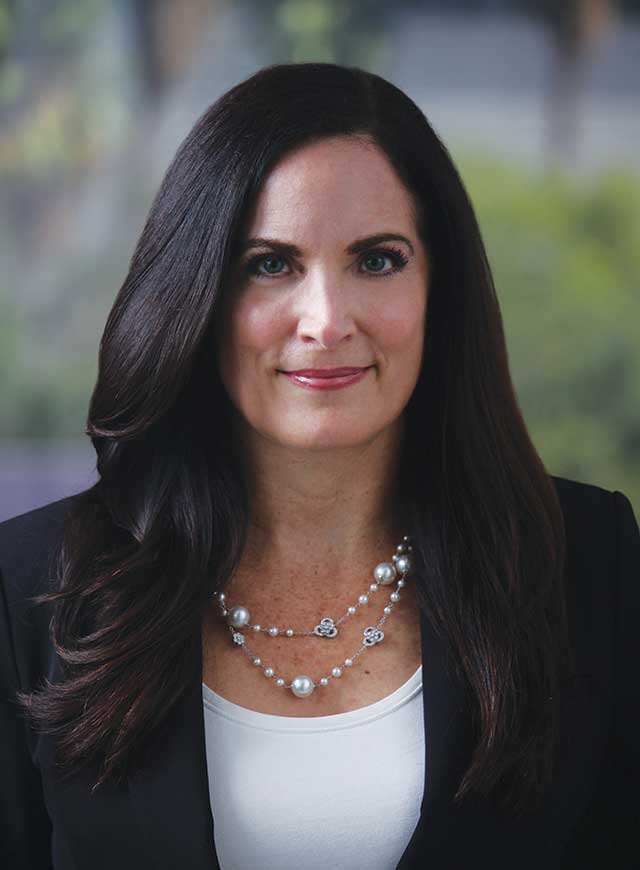 Top employment attorney Genie Harrison