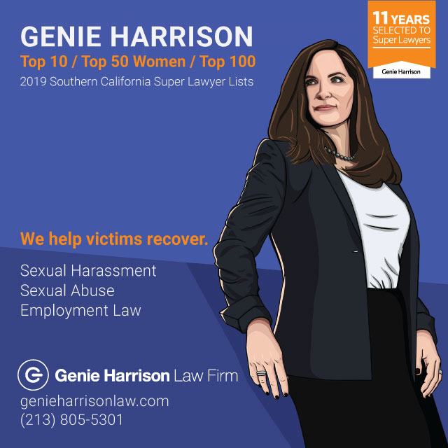 Employment Lawyer Genie Harrison