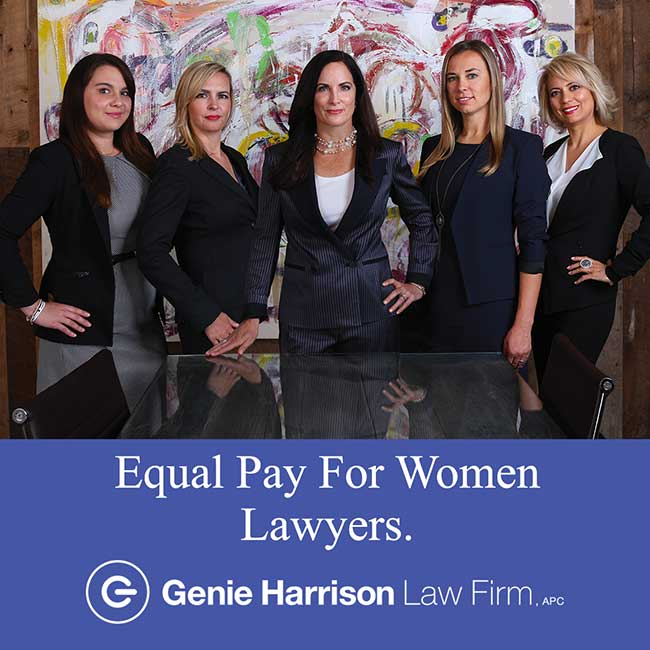 Equal pay lawyers and gender discrimination attorneys