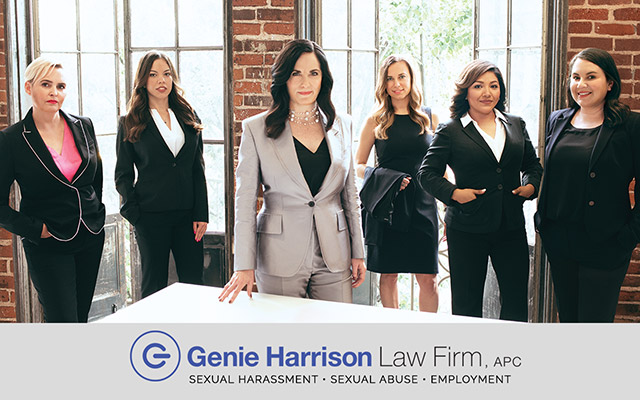 Best lawyers at the Genie Harrison Law Firm