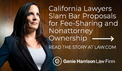 Lawyers slam fee-sharing in story at Law.com