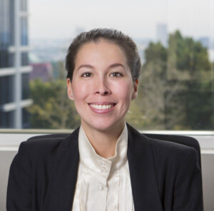 Mia Munro trial attorney at the Genie Harrison Law Firm