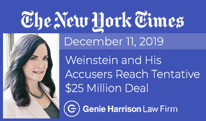 Weinstein settlement agreement