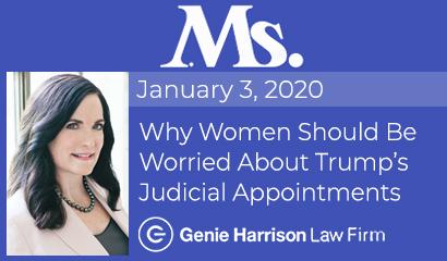 Trump's judicial appointments