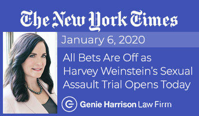 New York Times on Harvey Weinstein's sexual assault trial