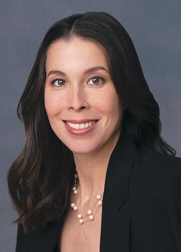 Trial attorney Mia Munro at the Genie Harrison Law Firm