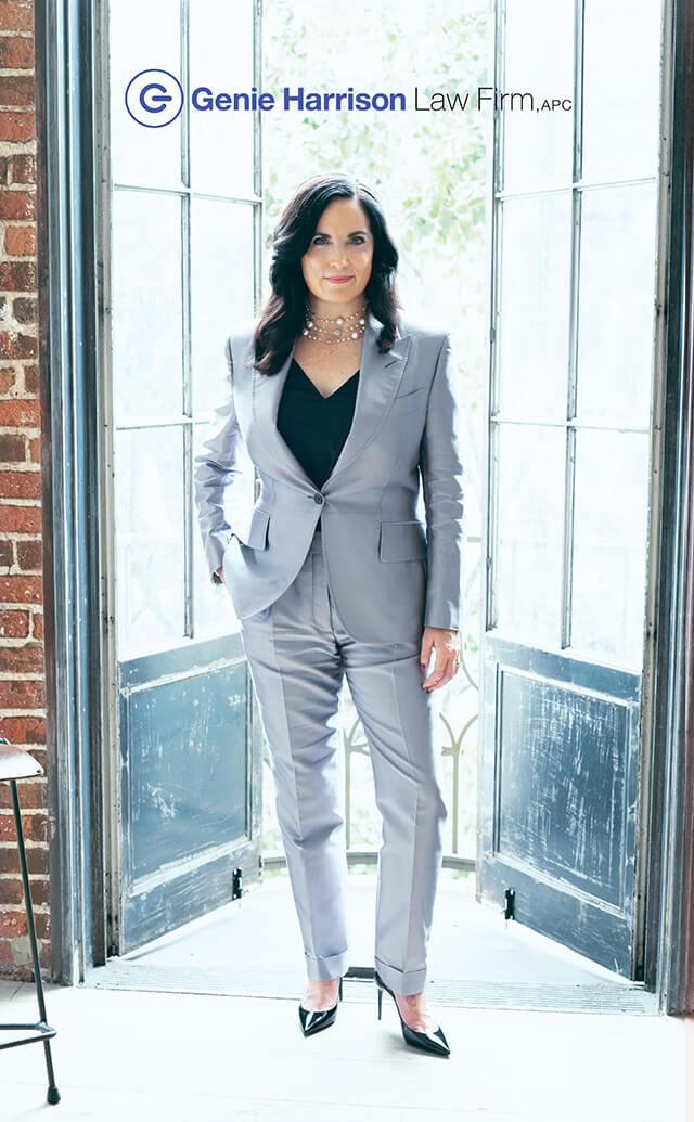 Employment attorney Genie Harrison