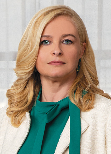 Employment attorney Jennifer Ostertag