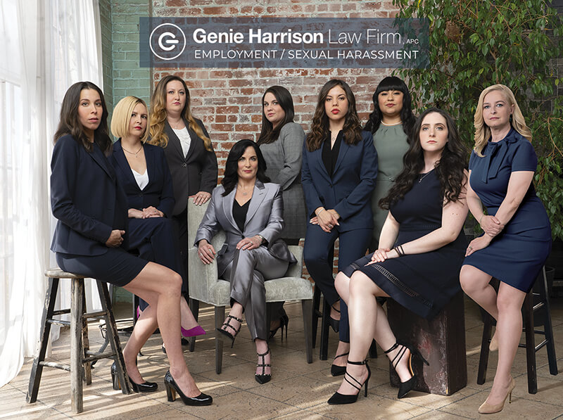 The best employment lawyers are at the Genie Harrison Law Firm