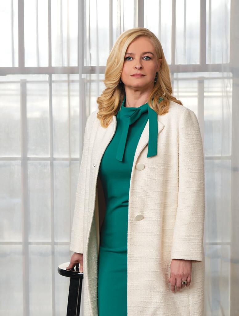 Employment attorney Jennifer Ostertag at the Genie Harrison Law Firm