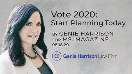 Vote 2020 - Start Planning Today