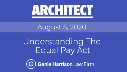 Understanding the Equal Pay Act - Architect Magazine
