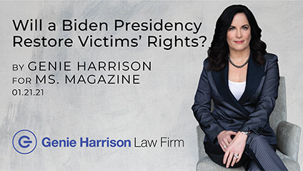 Victim rights attorney Genie Harrison on Biden Presidency