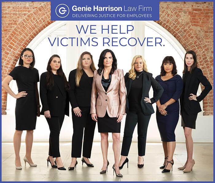 Genie Harrison Law Firm Employment Lawyers