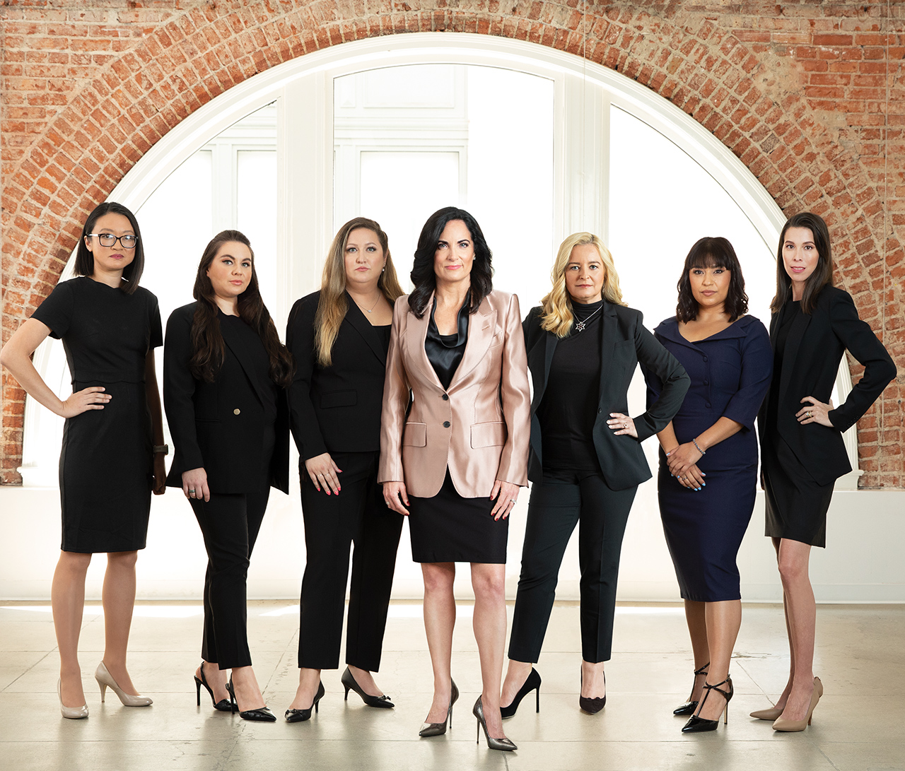 Best Employment Lawyers at The Genie Harrison Law Firm